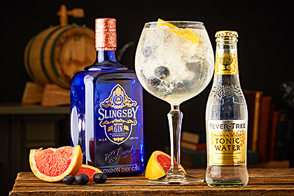 Slingsby Gin sets sail with Cowes Week sponsorship